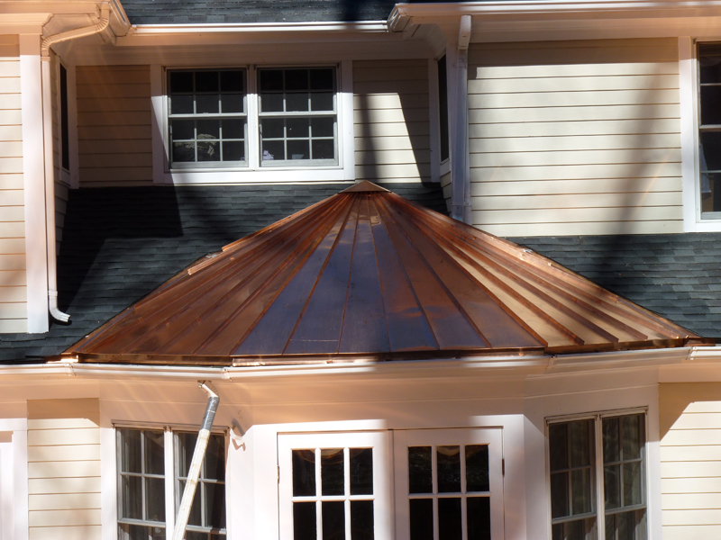 Image of: Amazing Cooper Roofing