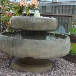 Antique Effect Regal 3 Tier Fountain