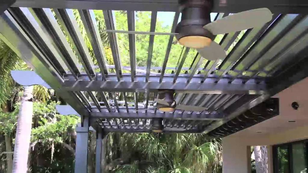 Image of: Arcadia Louvered Roof Dealers in Southern Ca