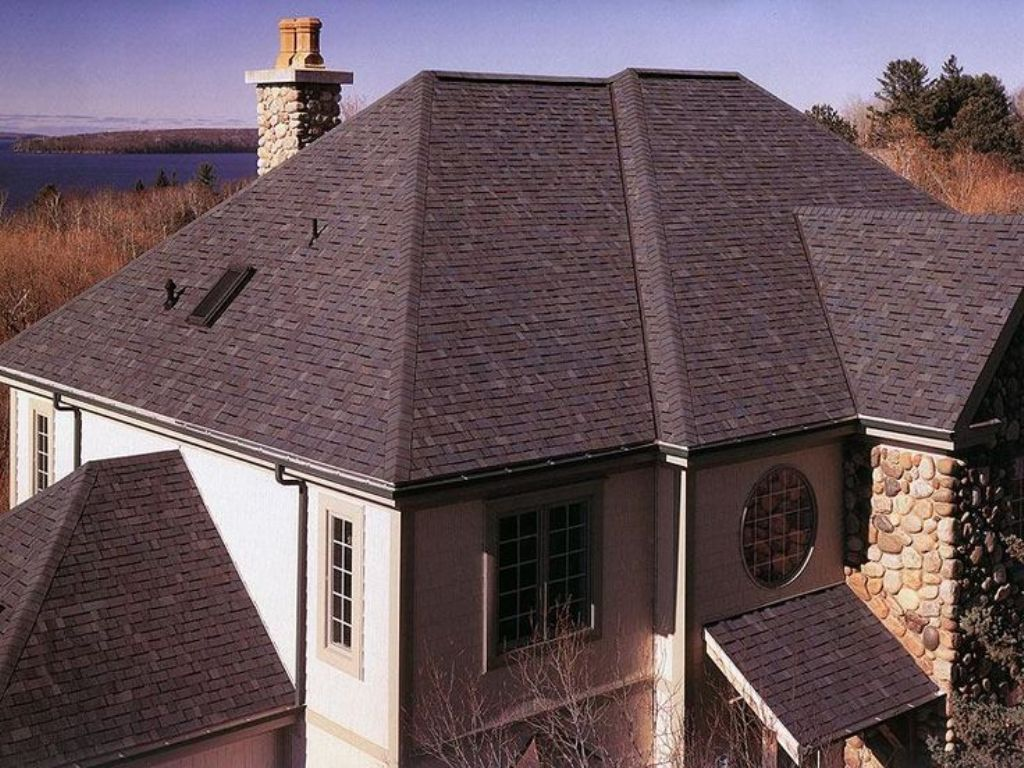 Image of: Architectural Roof Shingles Colors