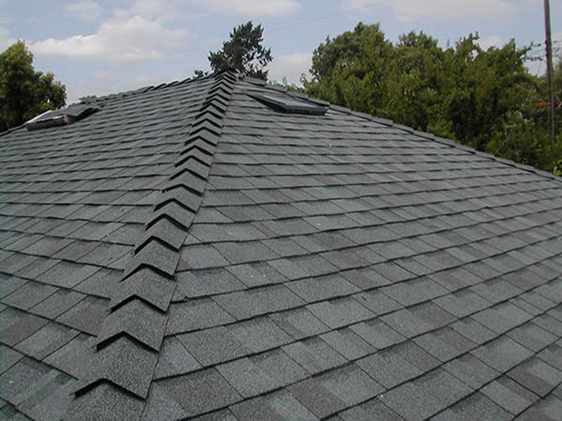 Image of: Architectural Roofing Shingles Image