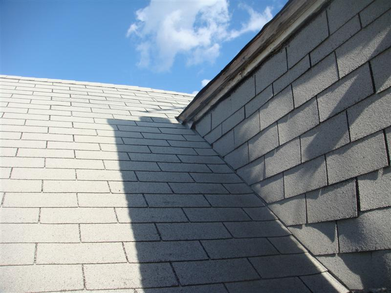 Image of: Asbestos Roof Shingles Style