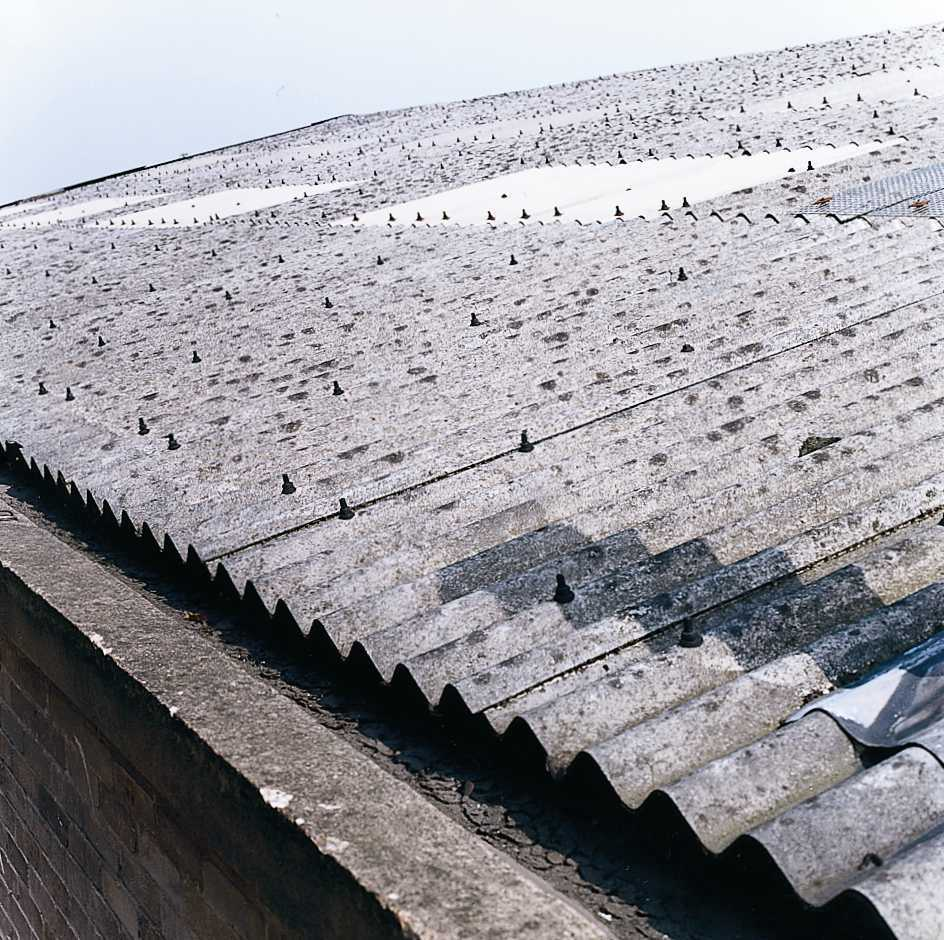 Image of: Asbestos Roofing Shingles