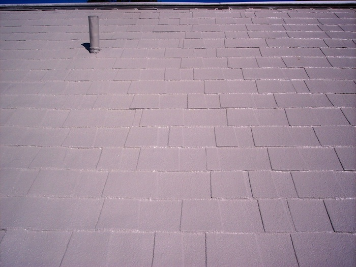 Asphalt Roof Coating Picture