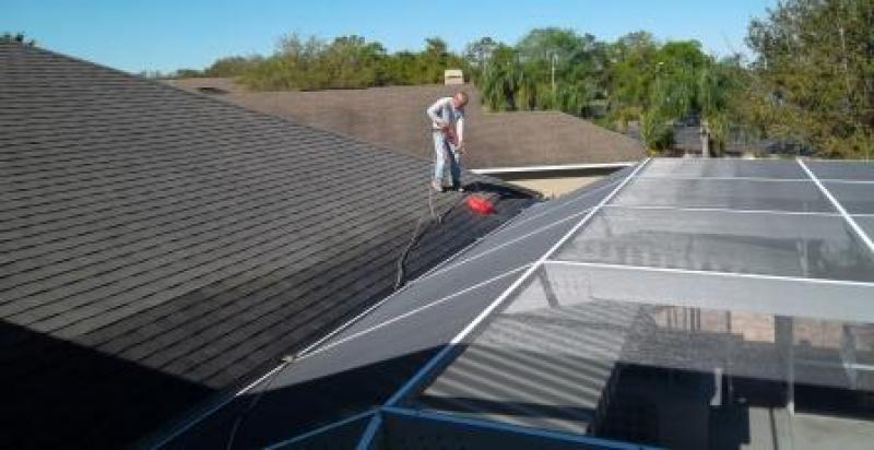 Image of: Asphalt Roof Coating Reviews