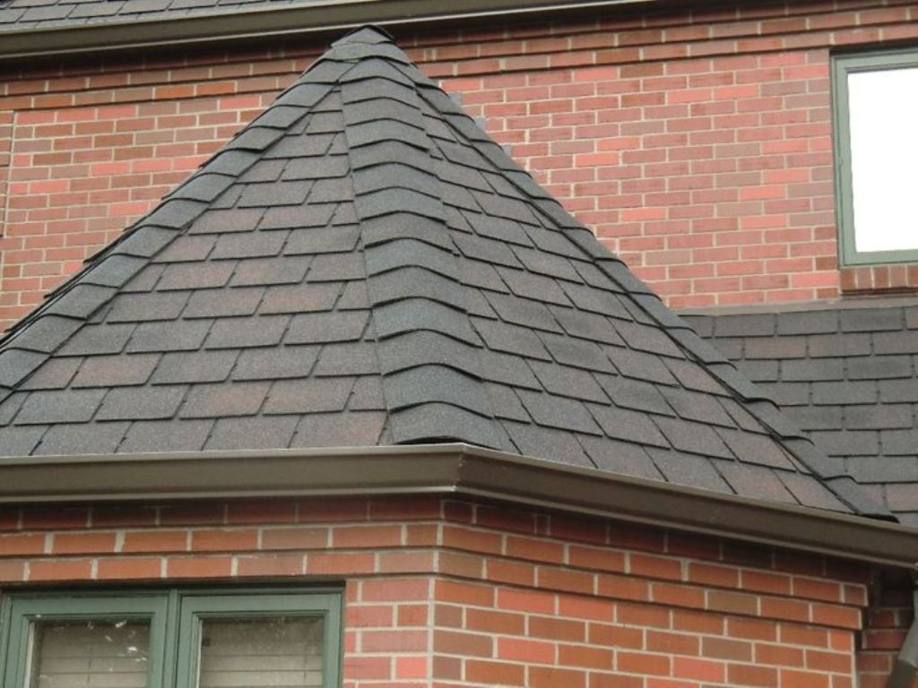 Image of: Asphalt Roof Shingles Types