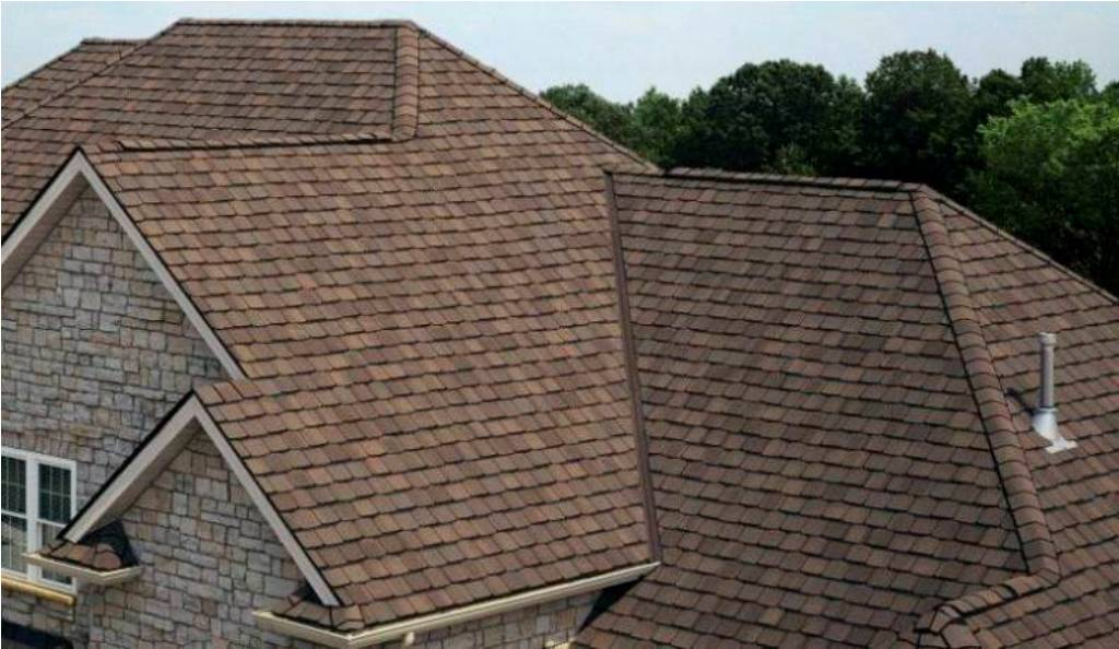 Image of: Asphalt Roof Shingles and Chlorine