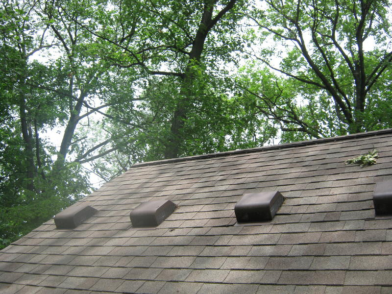 Image of: Quality Attic Roof Vents Ideas