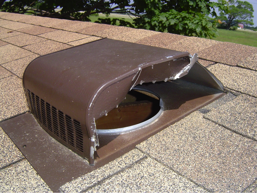 Attic Roof Vents Style