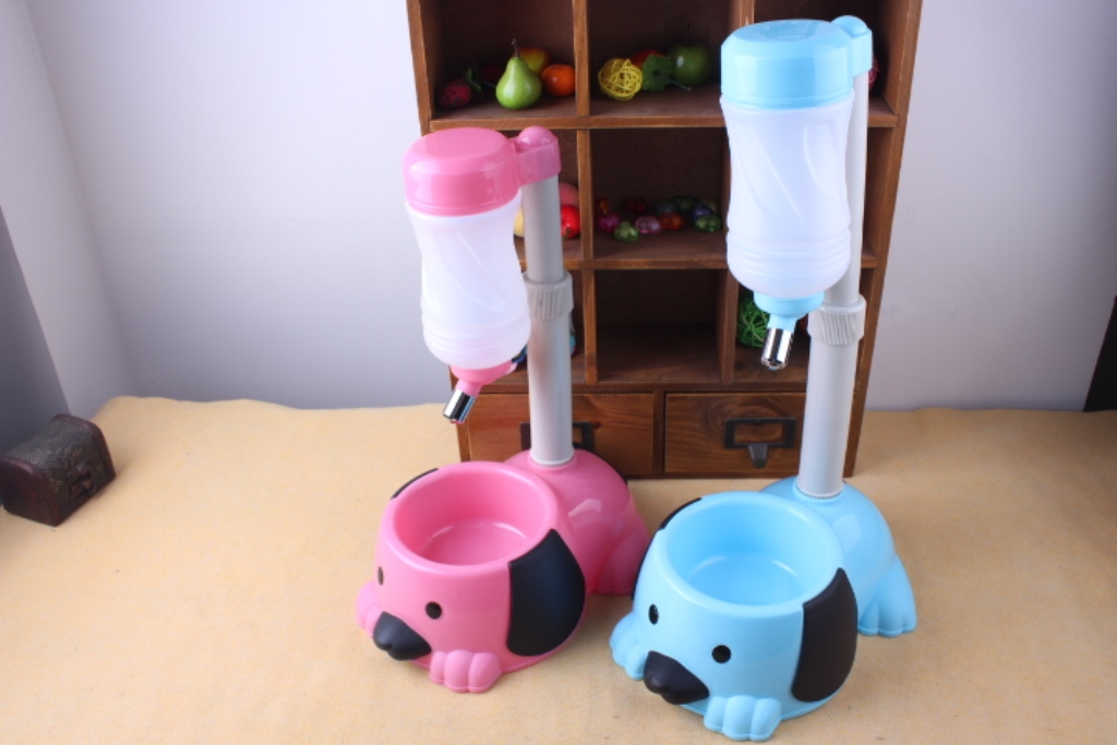 Image of: Automatic Dog Water Fountain Parts