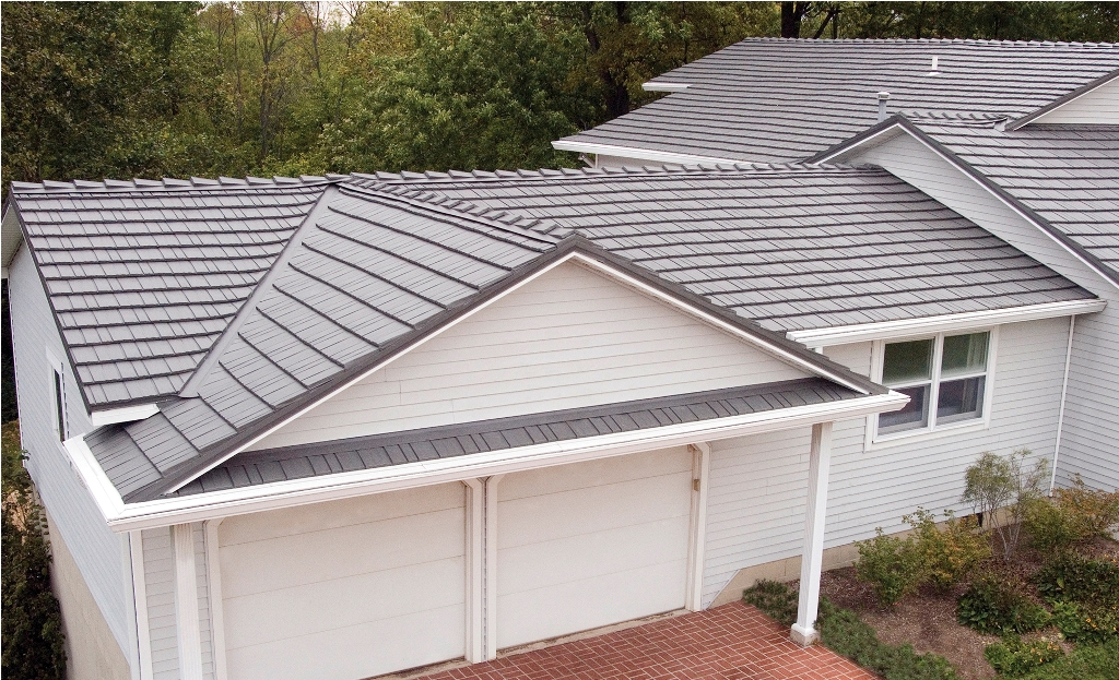 Image of: Awesome Aluminum Roofs