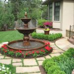 Awesome Backyard Fountain