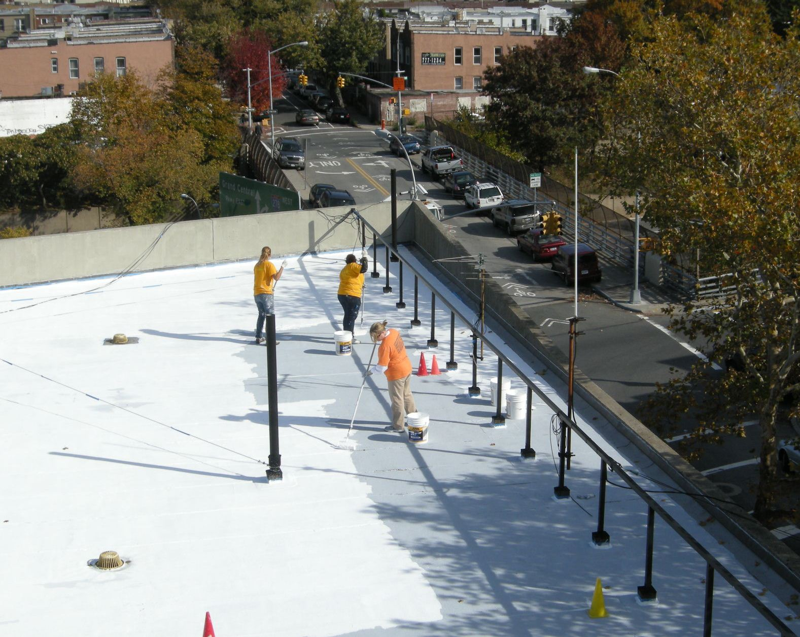 Image of: Awesome Cool Roof Coating