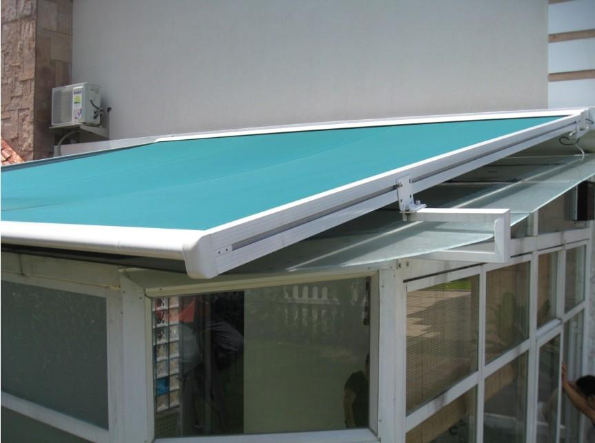 Image of: Awning Roof Style
