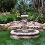 Backyard Drinking Fountain