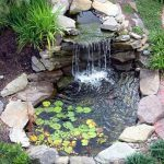 Backyard Fountain Style