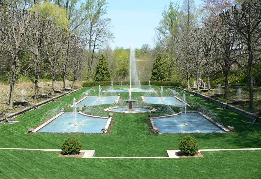 Image of: Backyard Fountain