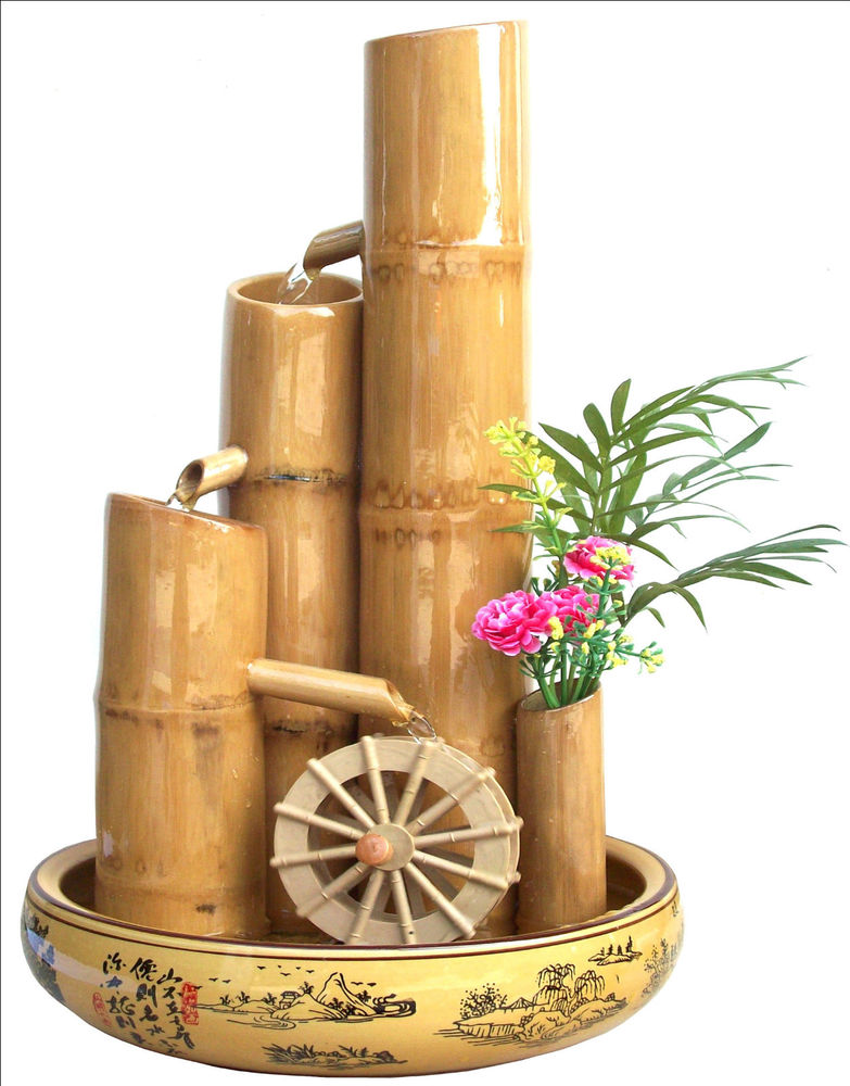 Image of: Bamboo Fountain Kit Small