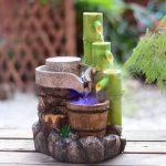 Bamboo Fountain Small