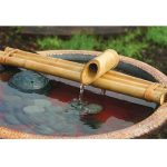 Bamboo Water Feature Kit