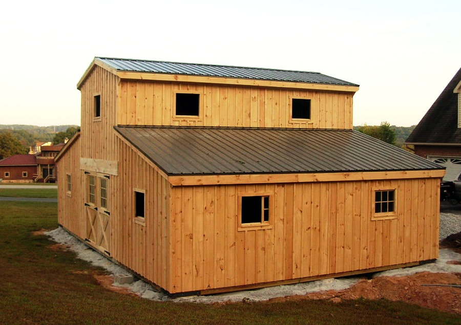 Barn Roof Styles Type
