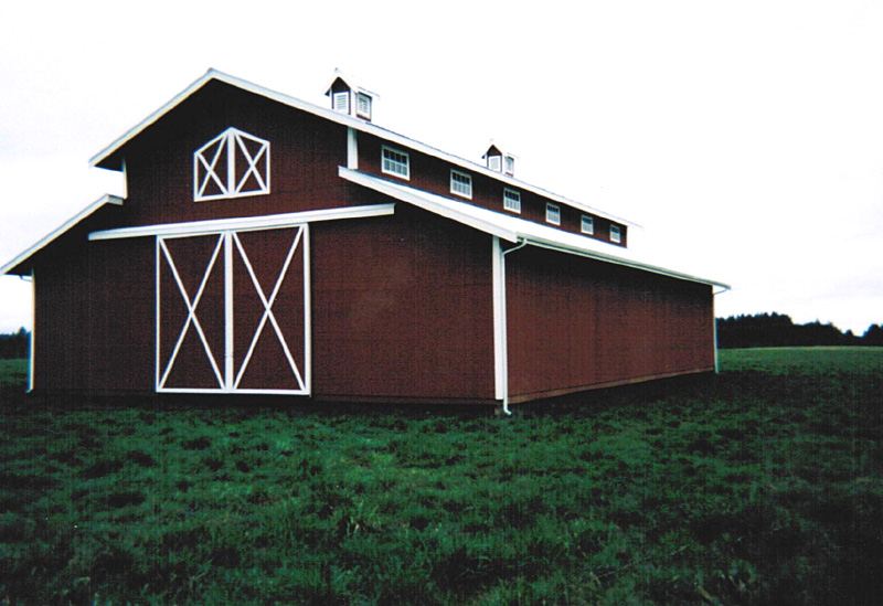 Image of: Barn Roof Styles