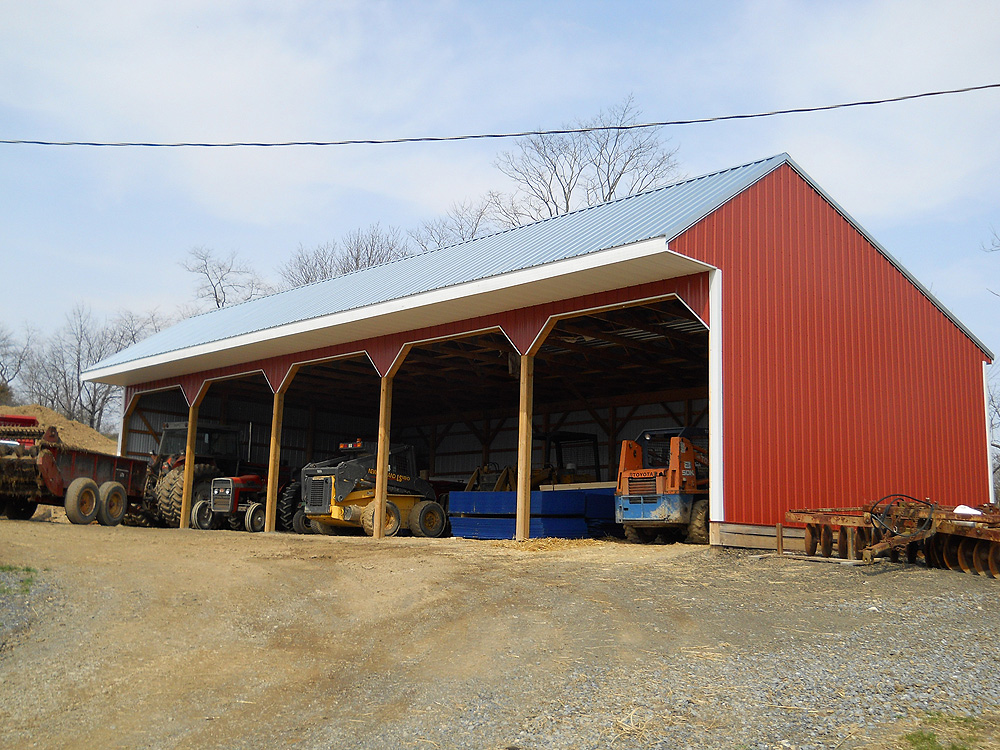 Image of: Barn Roofs Designs