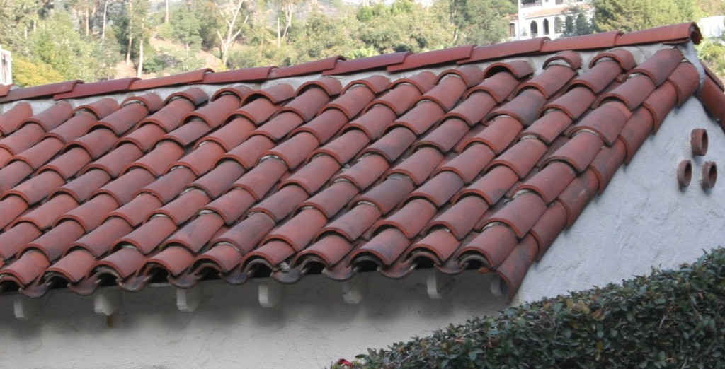 Barrel Tile Roof Installation
