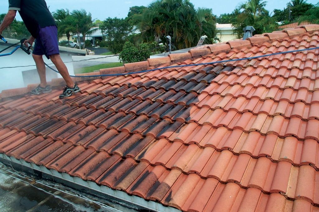 Barrel Tile Roof Repair