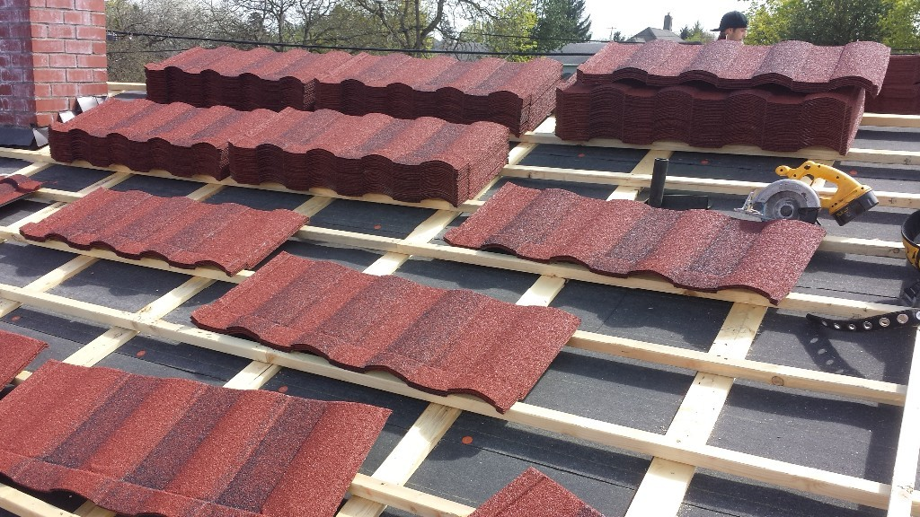 Barrel Tile Roof Sealer