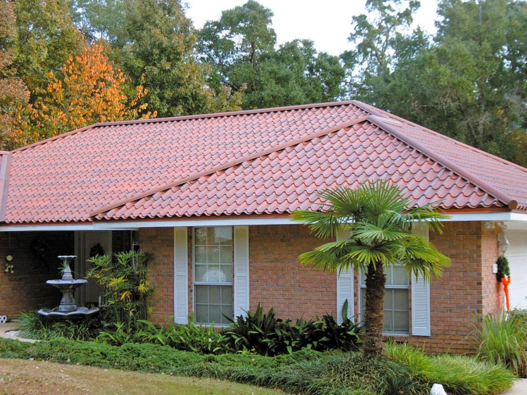 Barrel Tile Roof Vs Flat Tile Roof