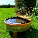 Barrel Water Fountain Designs