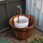 Barrel Water Fountain Taps