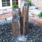 Basalt Column Fountain Design