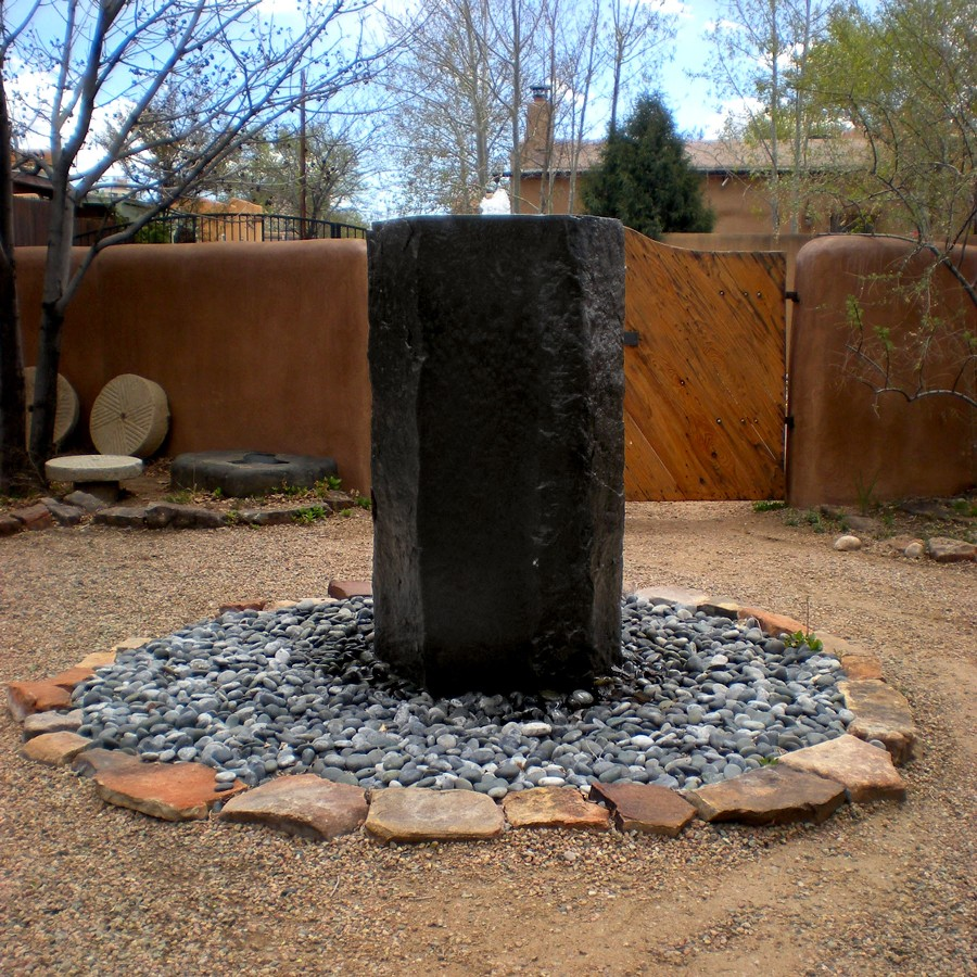 Image of: Basalt Column Fountain Pictures