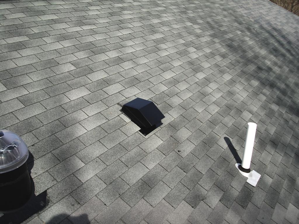 Bathroom Roof Vent Cap