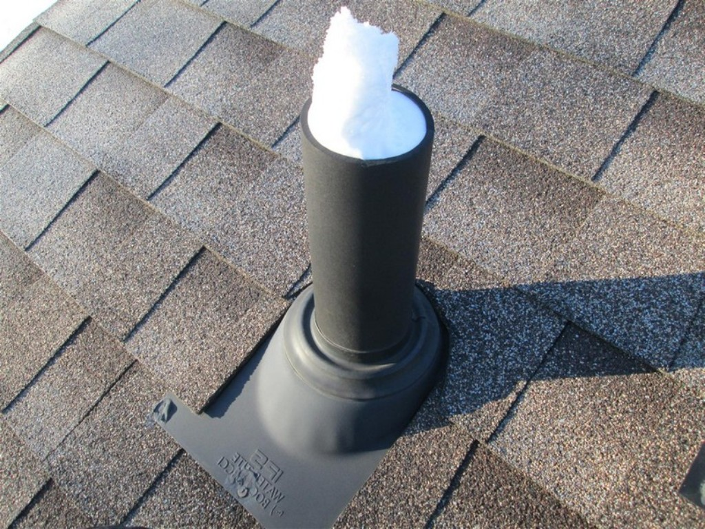 Bathroom Roof Vent Location