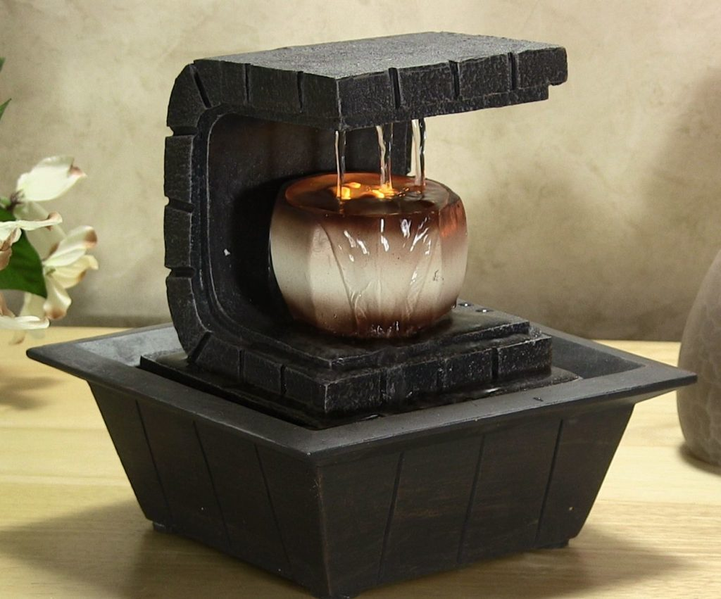 Battery Operated Fountain Tabletop