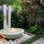Beautiful Contemporary Outdoor Water Fountains