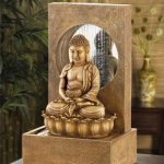 Beautiful Tabletop Buddha Water Fountain