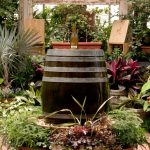 Beauty Barrel Fountain