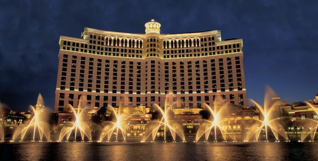 Image of: Bellagio Water Fountain Ideas