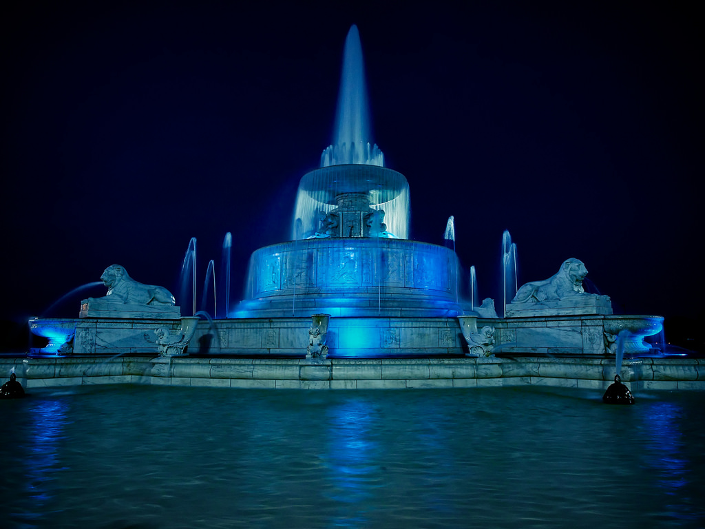 Image of: Belle Isle Fountain Arms