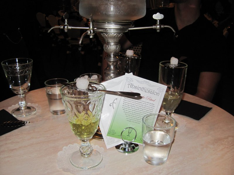 Image of: Best Absinthe Fountain Set Ideas