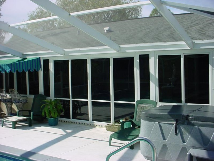 Image of: Best Acrylic Roof Panels