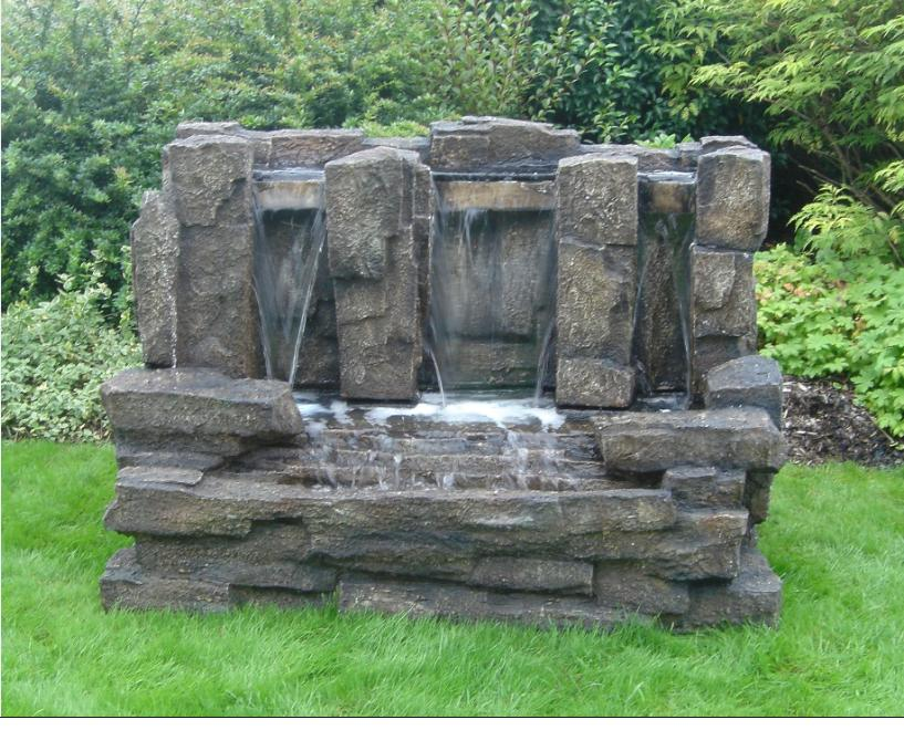 Image of: Best Backyard Fountains for Sale