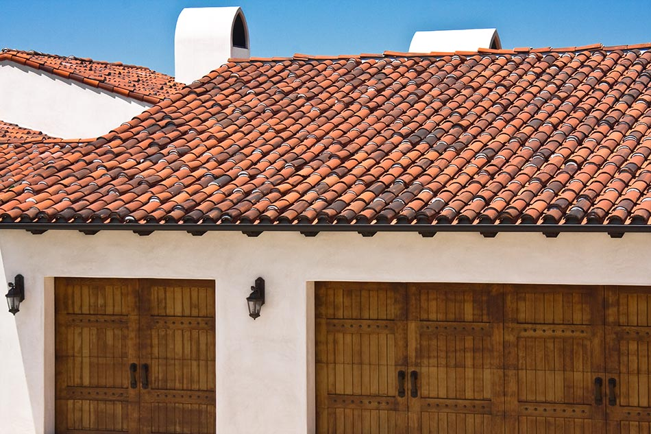 Image of: Best Ceramic Roof Tile
