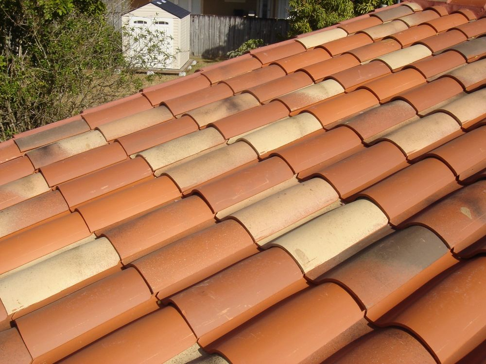 Image of: Best Clay Roof Tile