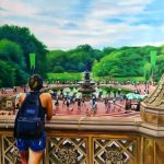 Bethesda Fountain Photo