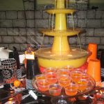 Beverage Fountain Decor